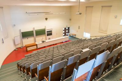 College university generic lecture hall WEB ONLY