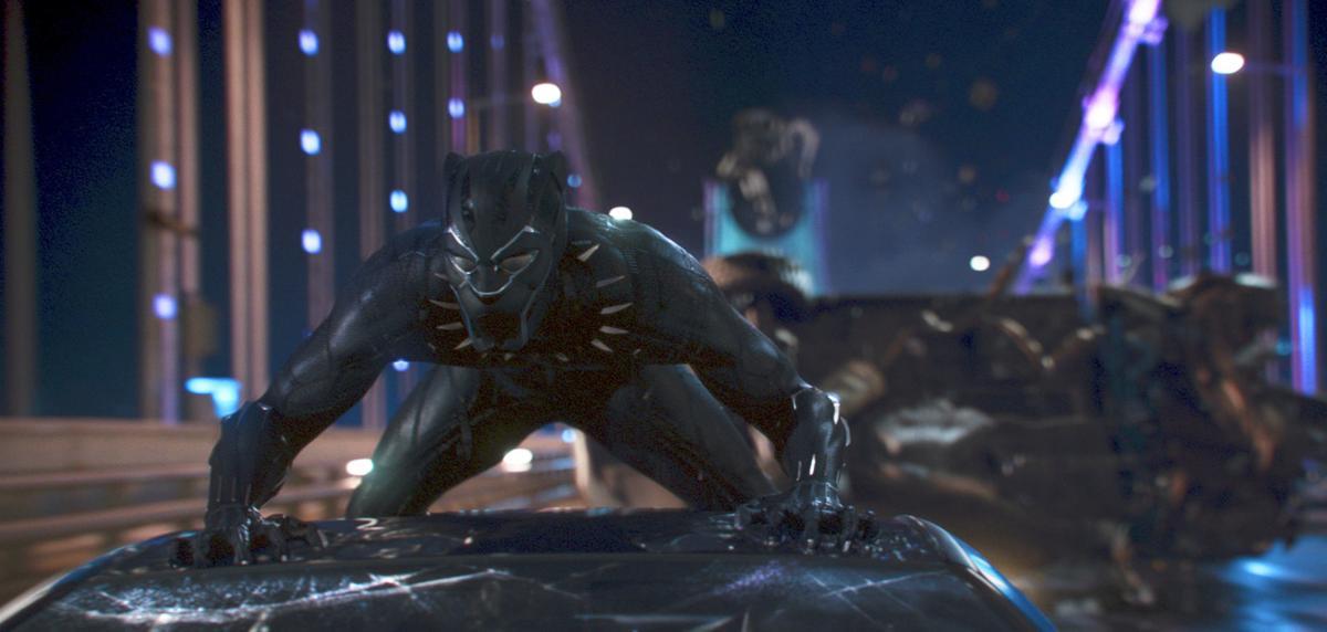 Go Triad - Oscar films - Black Panther