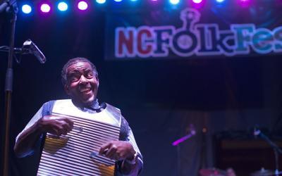 Inaugural N.C. Folk Festival Opens