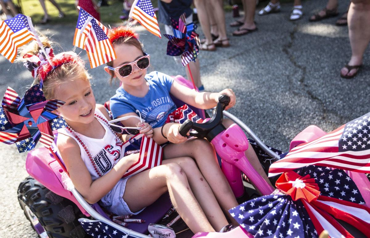 Thousands Pack Downtown Greensboro For Fun Fourth Festival Local