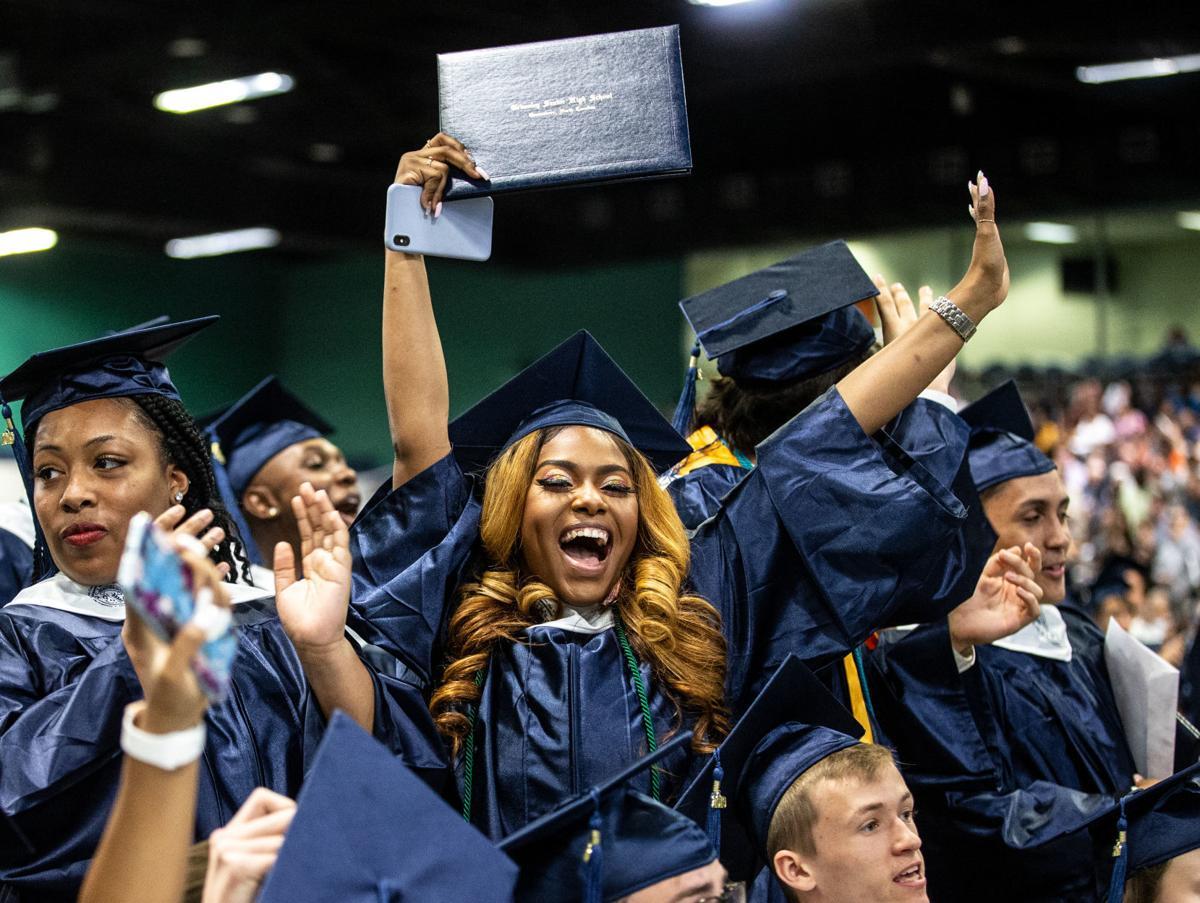 Photos: 2019 Grimsley High School graduation   Gallery ...