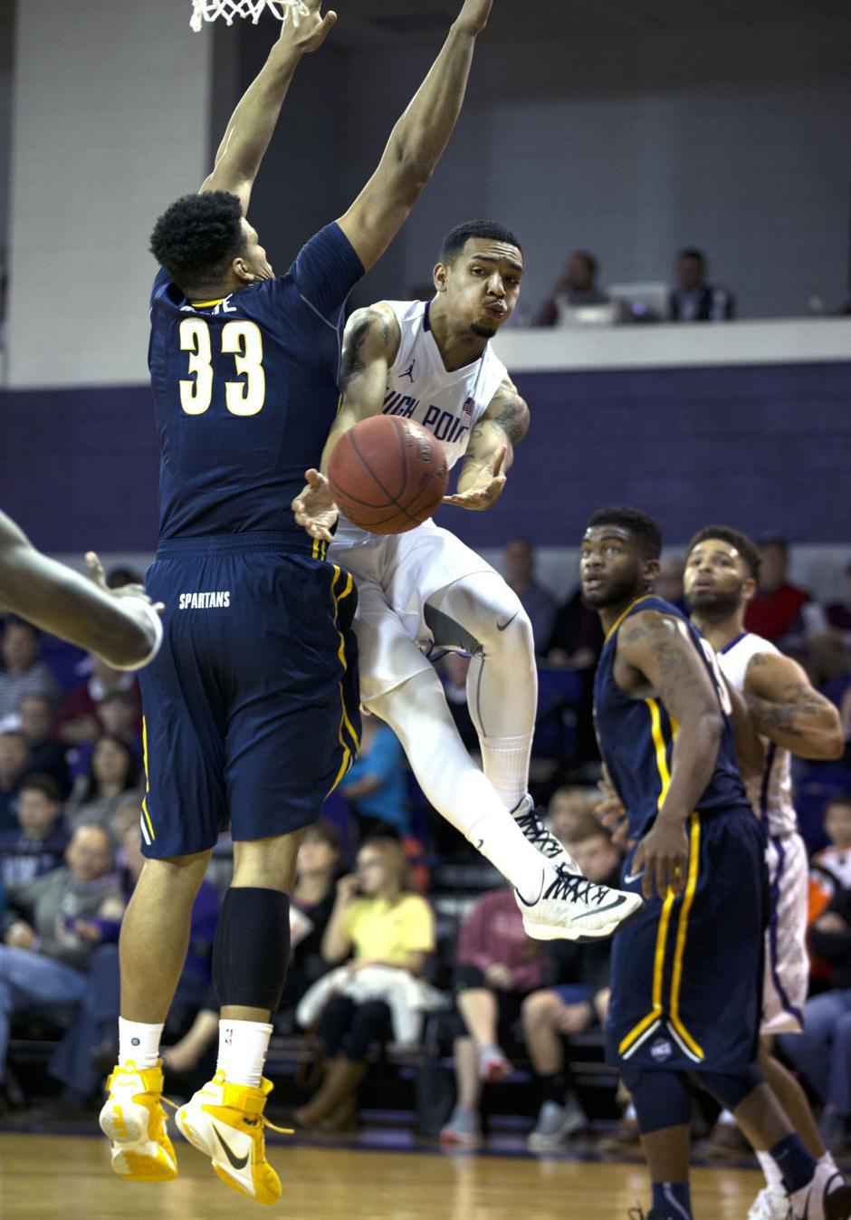 High Point Mens Basketball Hosts UNCG - Greensboro News ...