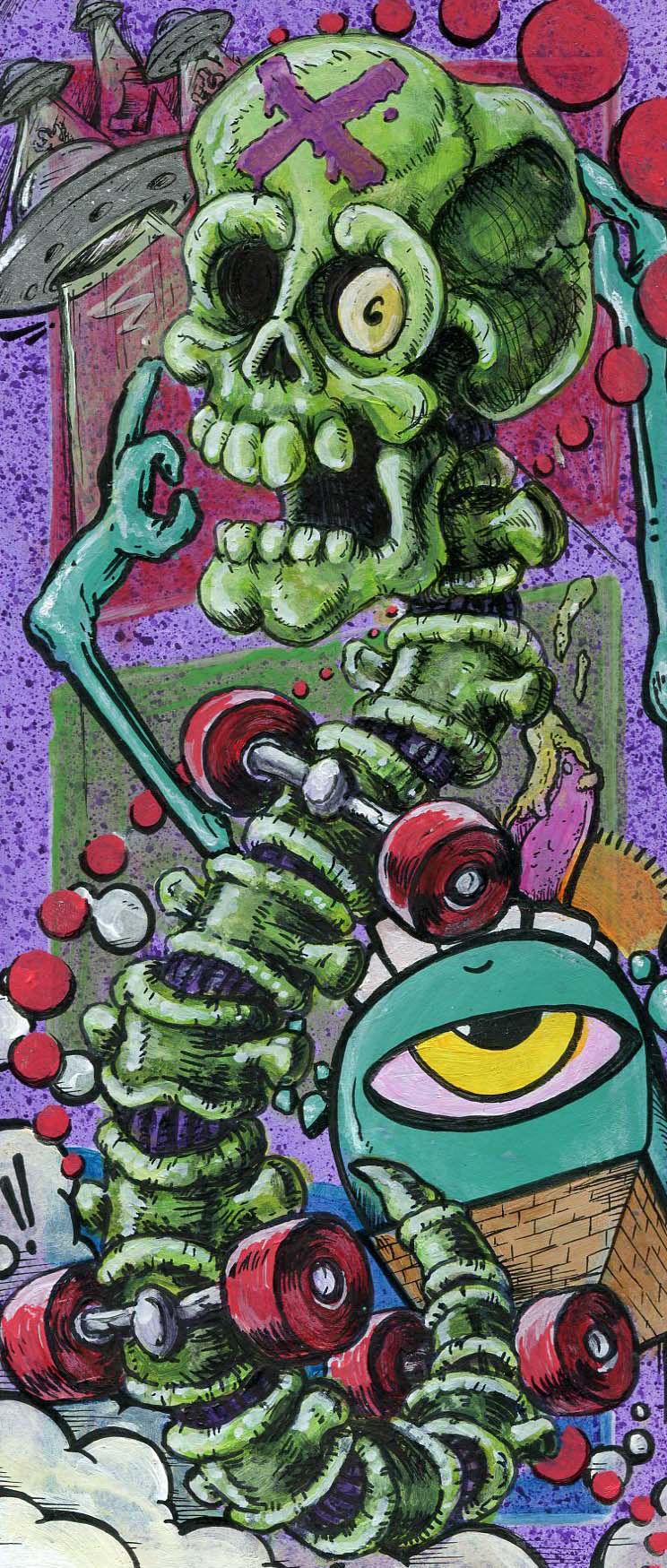 got gallery grind 090111