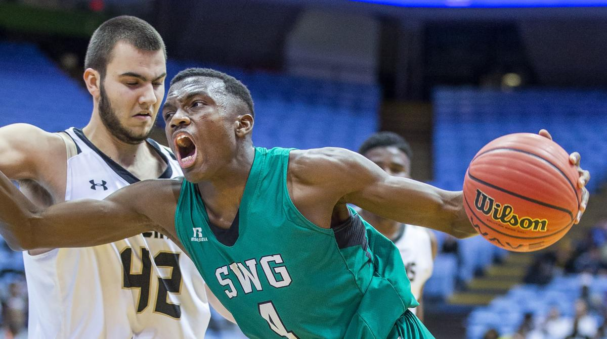 Southwest Guilford vs Williams in 3A men's state championship
