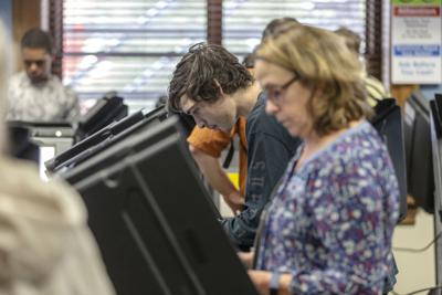 Early Voting Opens in North Carolina (copy)