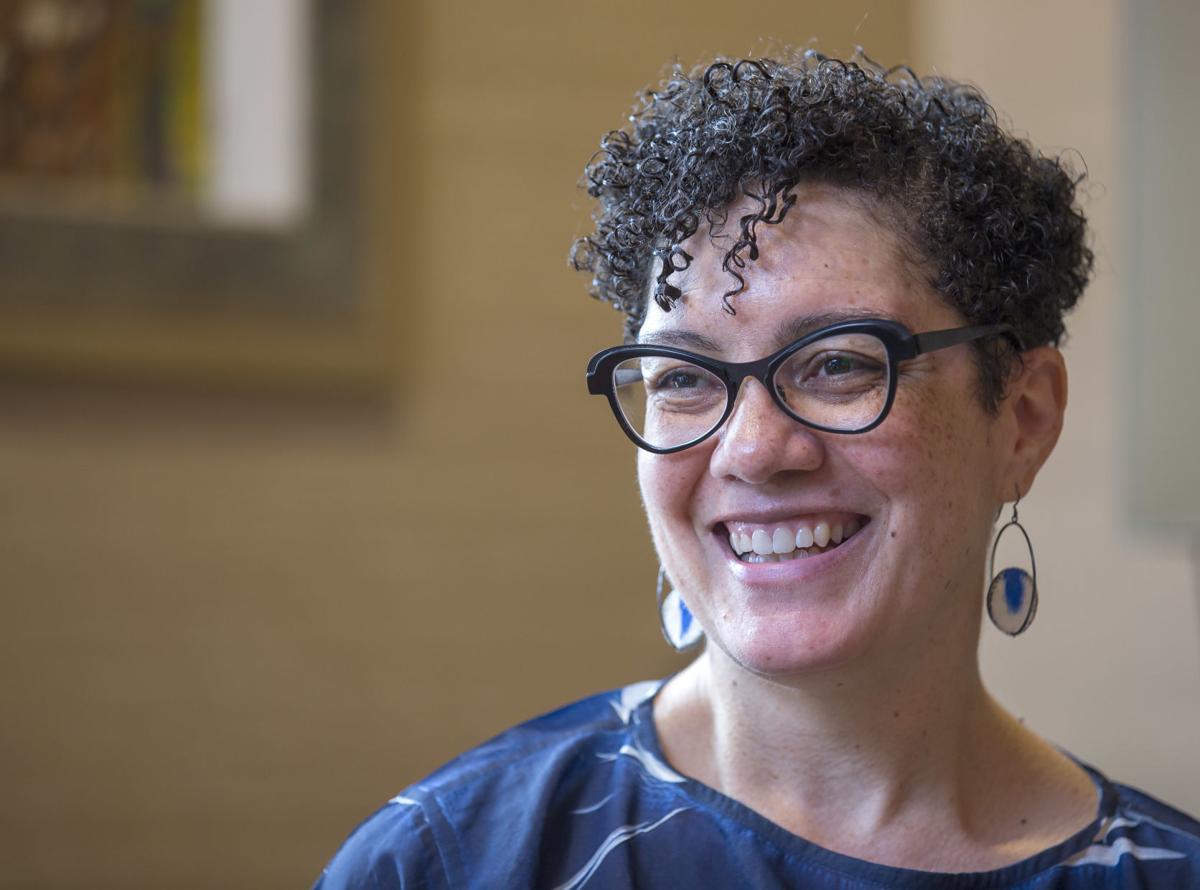 Bennett College President Suzanne Walsh