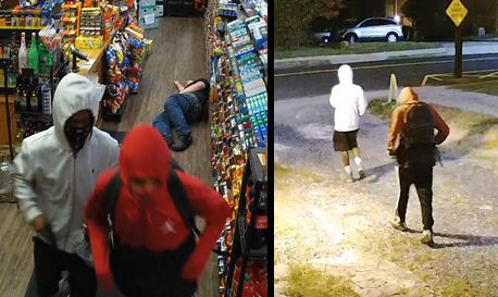 firehouse grocery robbers