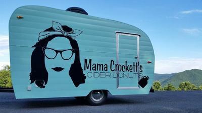 Mama Crocketts Cider Donuts