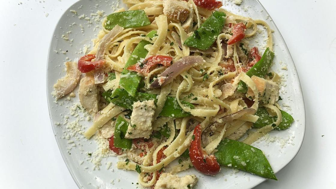 Spring vegetables star in quick and tasty pasta dinners