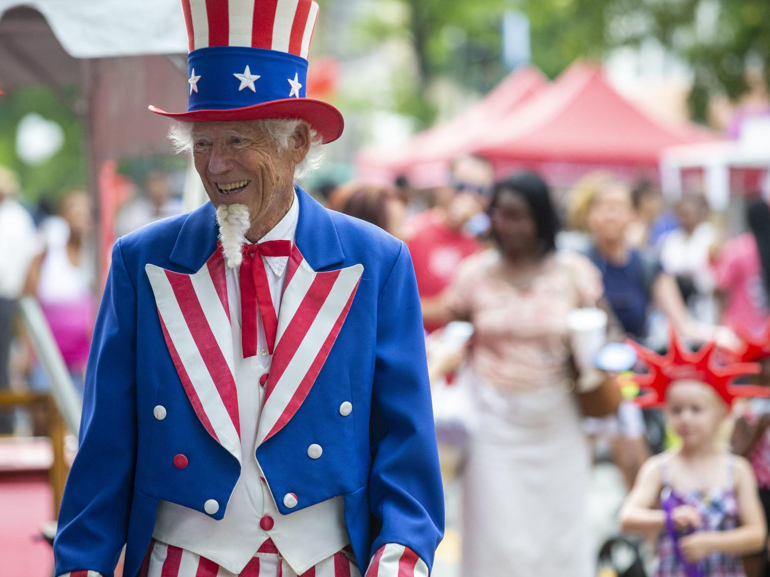 Downtown Greensboro's Fun Fourth canceled for 2020, though safe-distance  fireworks show might happen   Blog: Go Triad - A&E Extra   greensboro.com