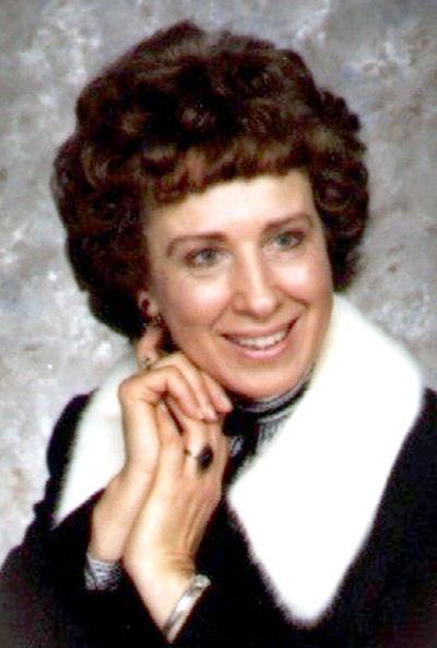 Vernon, Carolyn Brown Shomo