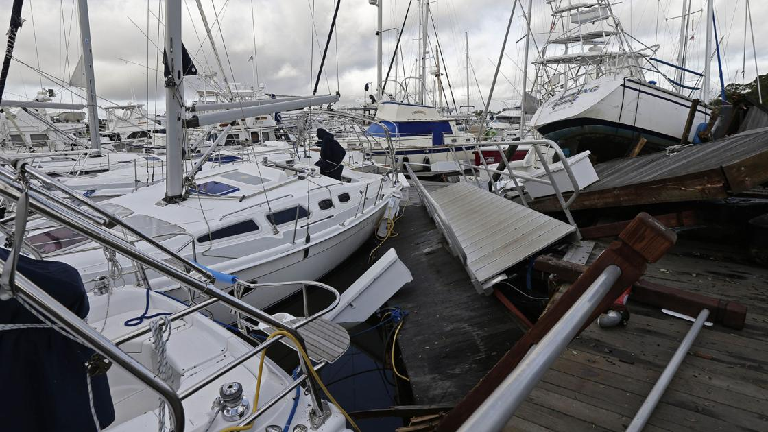 N.C. State's hurricane forecast for 2021: Buckle up