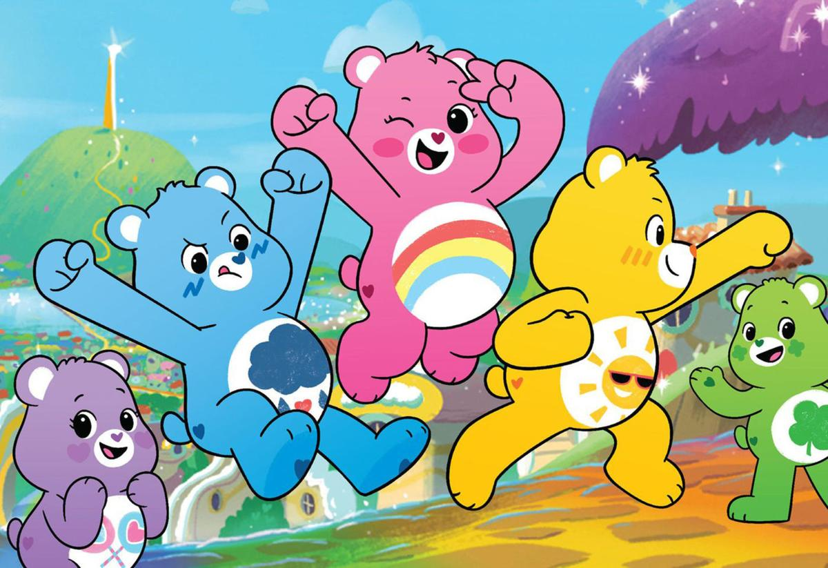 Remember The Care Bears Theyre Back And Headed To Boomerang