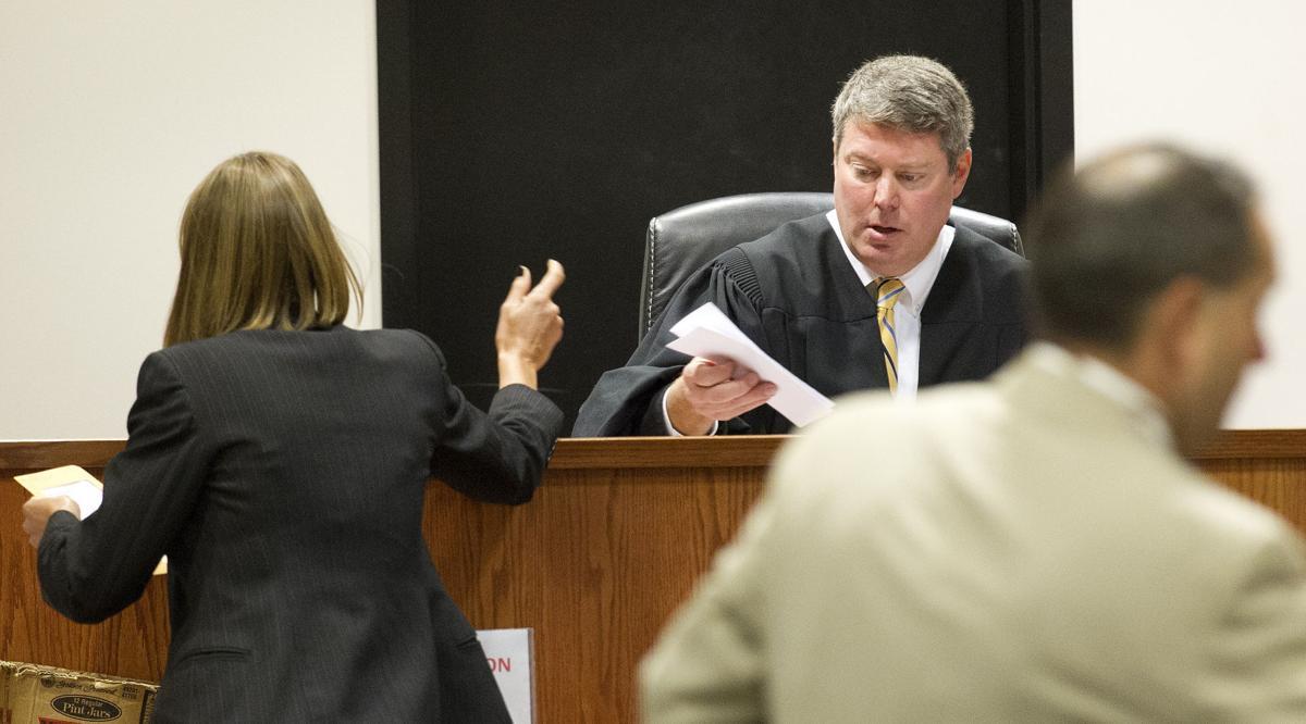 DWI Court Backlog