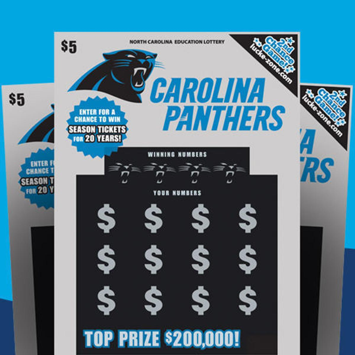 Panthers luxury suite will go to a second-chance lottery