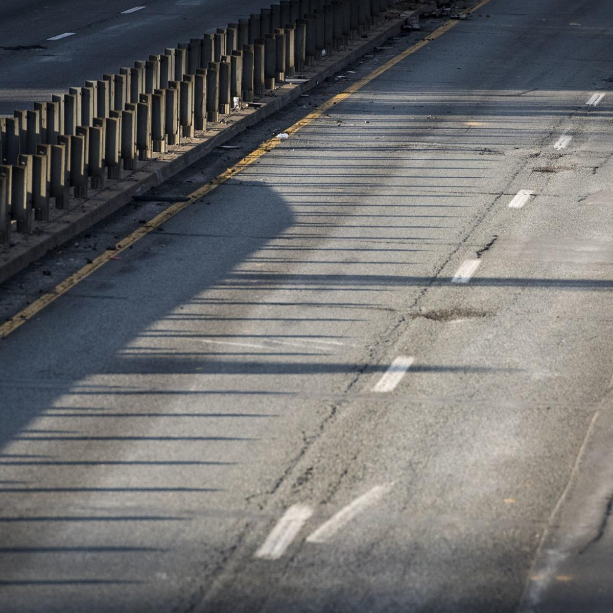 Lane and ramp closures coming to Business 40 this week, including