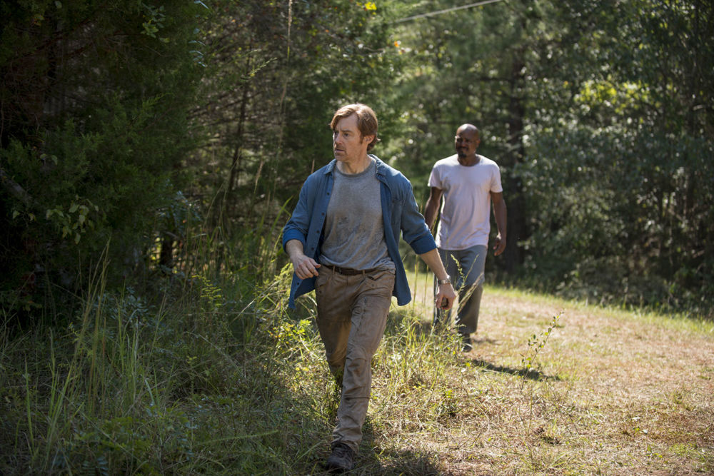 R. Keith Harris Walking Dead AMC