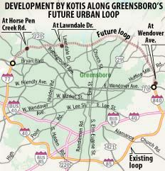 Property owners in path of Urban Loop file lawsuit | Local ... on map of raleigh nc, map of biltmore forest nc, map of charlottesville nc, map of griffin nc, map of hog island nc, map of asheville nc, map of ogden nc, map of clarksville nc, map of columbus ga, map of orange co nc, map of saxapahaw nc, map of atlanta, map of charlotte nc, map of moyock nc, map of salemburg nc, map of greenville nc, map of ferguson nc, map of bunnlevel nc, map of north carolina, map of memphis tn,