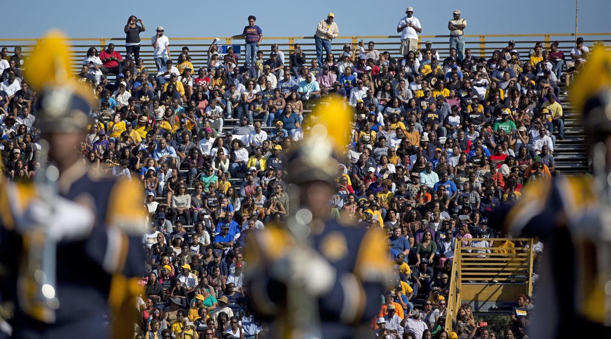 N.C. A&T homecoming