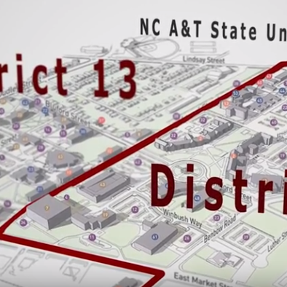 The Syllabus: The line that divides N.C. A&T | Blog: The ...
