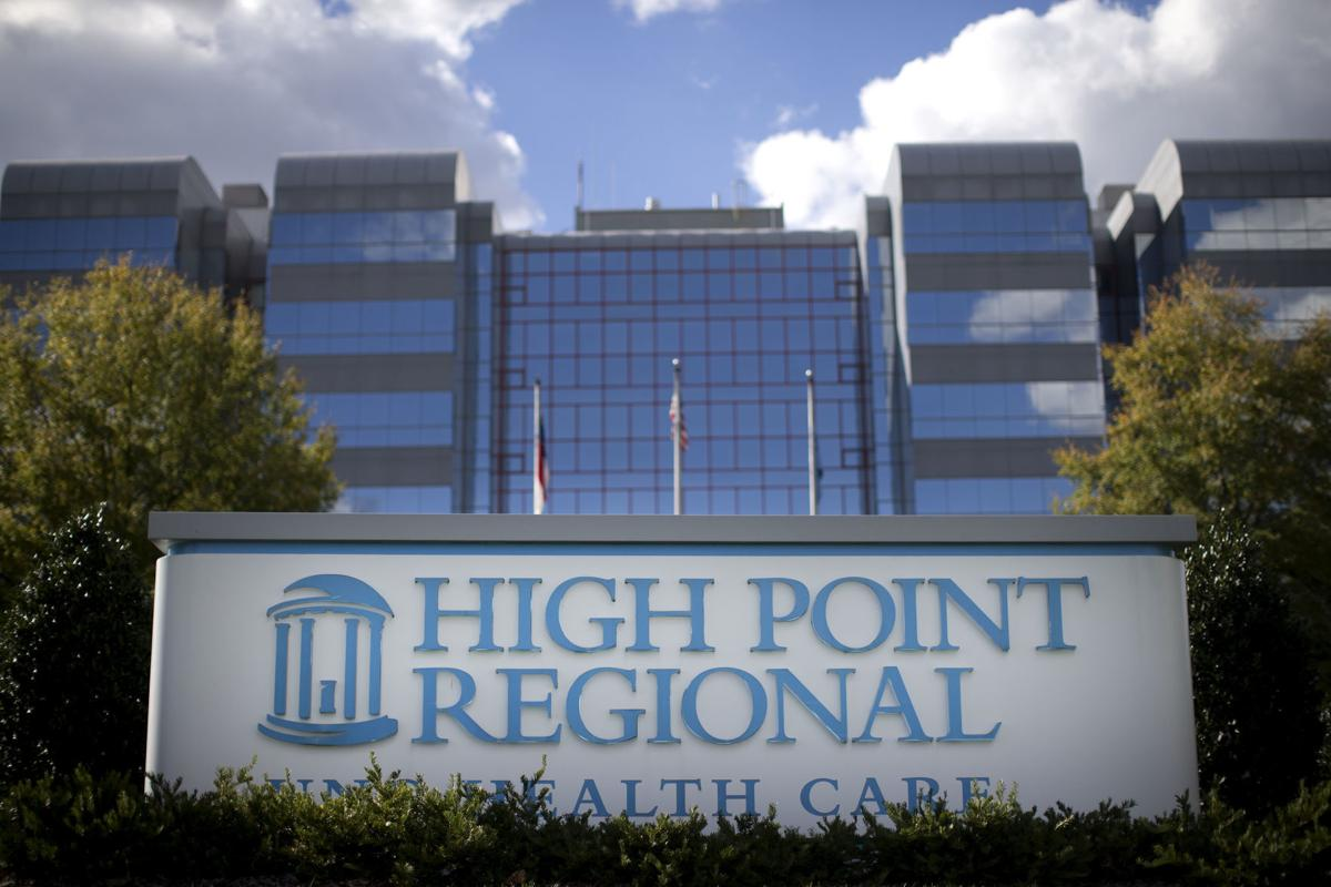 Wake Forest Baptist Medical Center acquires High Point Regional (copy) (copy)