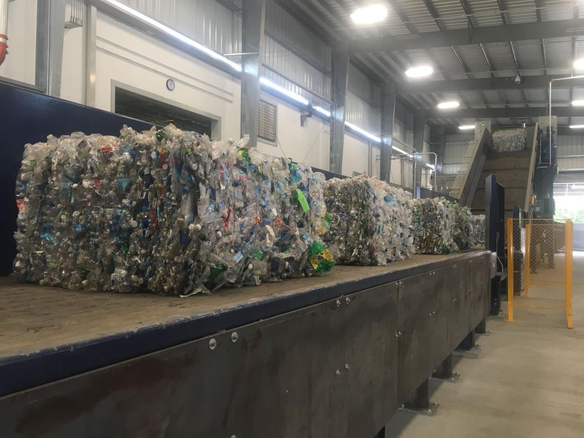 Unifi opens Reidsville Bottle Processing Center | News