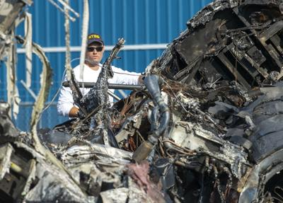 Earnhardt flight originated in Statesville, NTSB investigator said today