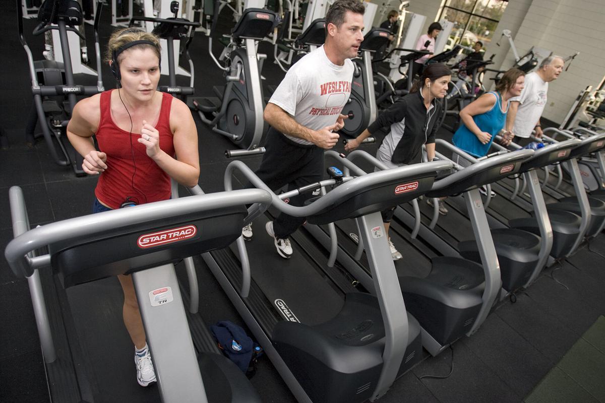 Despite A Weak Economy Local Gyms Say They Re Still Latest News Greensboro Com