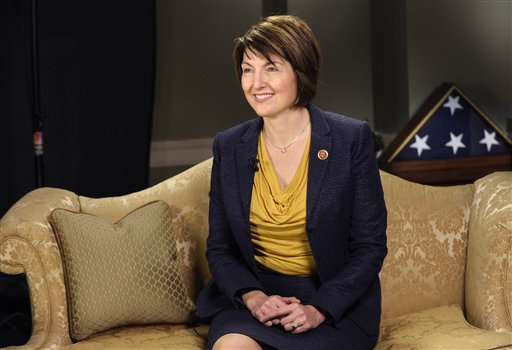 Cathy McMorris Rodgers 012814