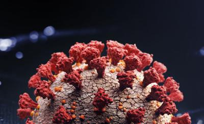Corona virus close up (copy)