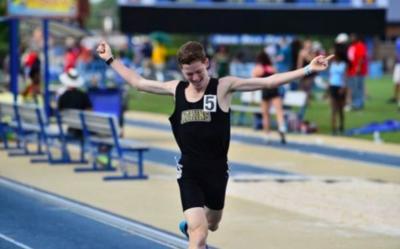 Runners: Ben Armentrout