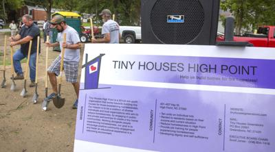 Tiny House community in High Point