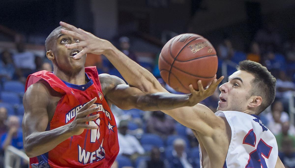 East-West All-Stars Basketball