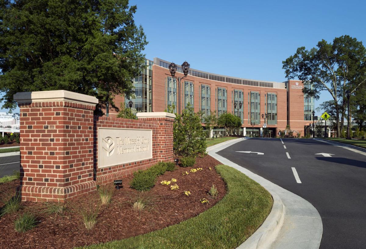 Moses H. Cone Memorial Hospital (copy)