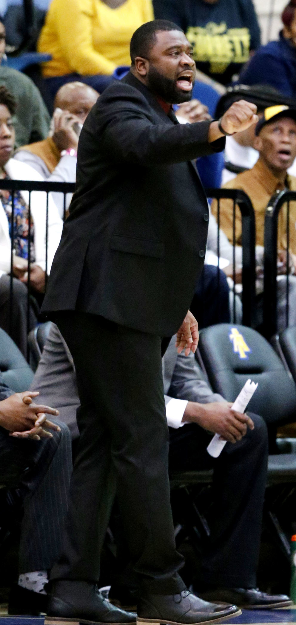 N.C. A&T Men's Basketball (copy)