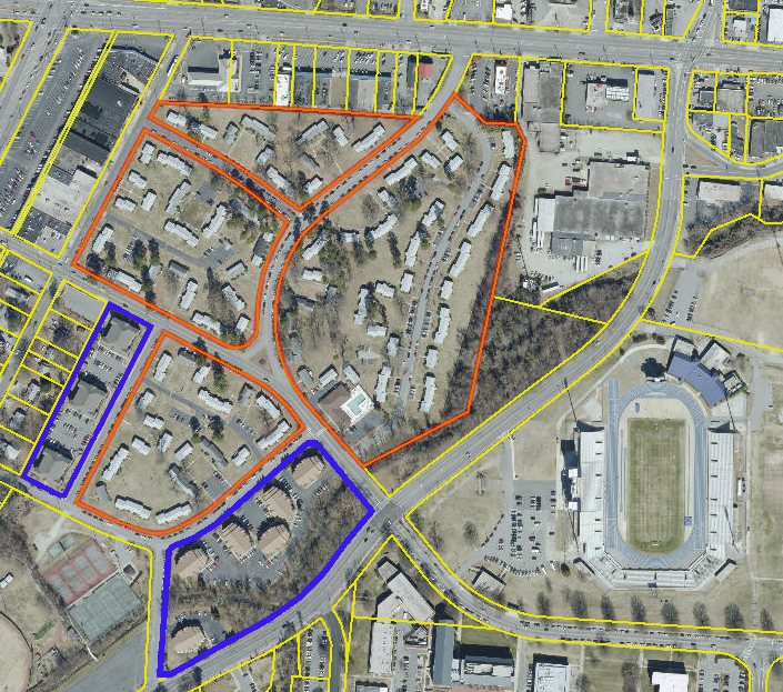 N.C. A&T nears deal to buy part of apartment complex near ...