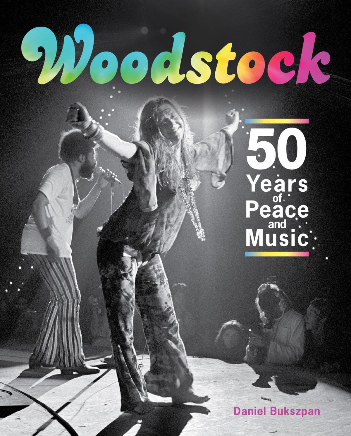 BOOKS-WOODSTOCK