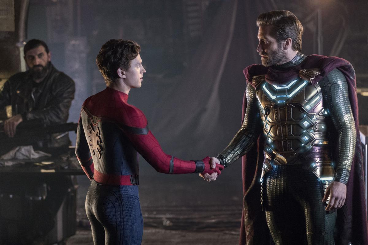 Go Triad - Film Review - Spider-Man: Far From Home