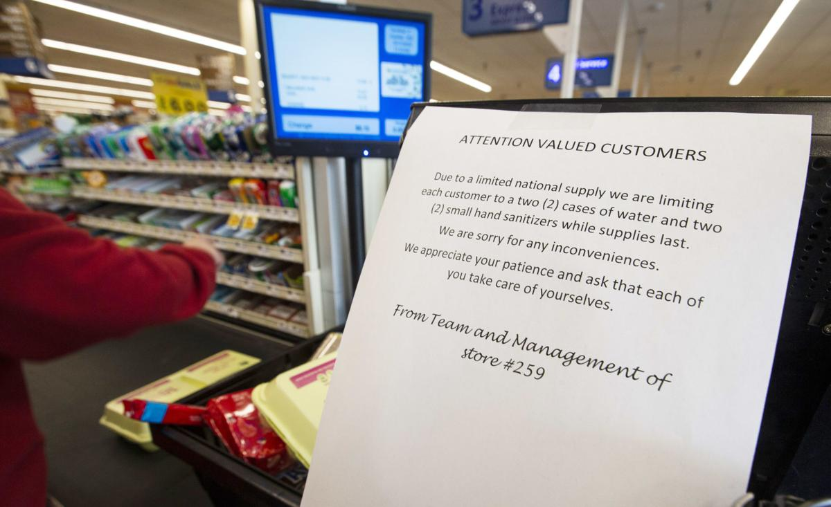 Food Lion limits sales of in-demand items