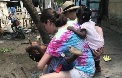 Scenes from Westminster Presbyterian Church's mission trip to the Dominican Republic (copy)