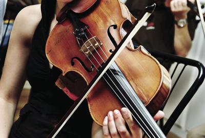Greensboro Symphony Pops concert (copy)