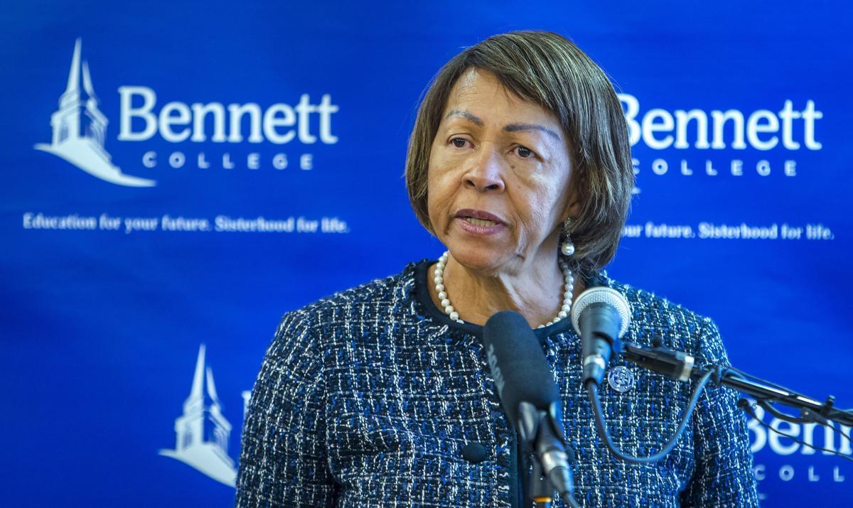 Bennett College leaders respond to SACSCOC