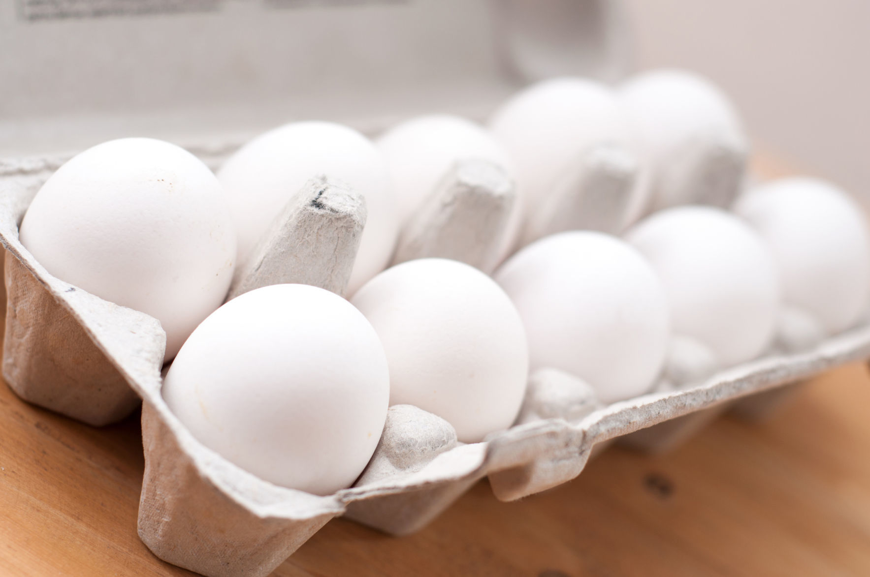 Why eggs are scratching 30