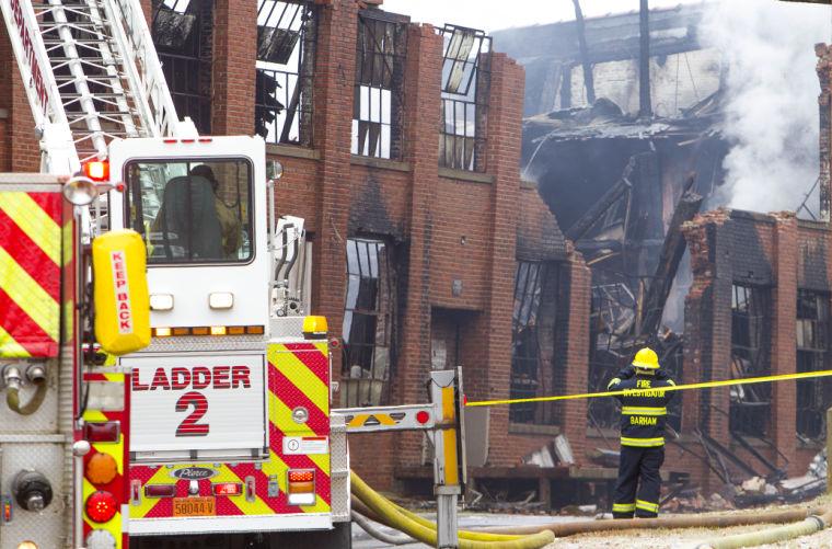 warehouse fire investigator