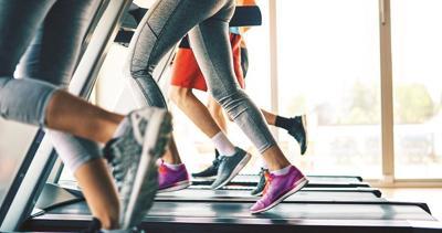 Fitness Treadmill Generic