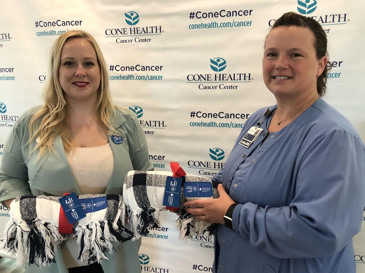 Leukemia & Lymphoma Society Blankets