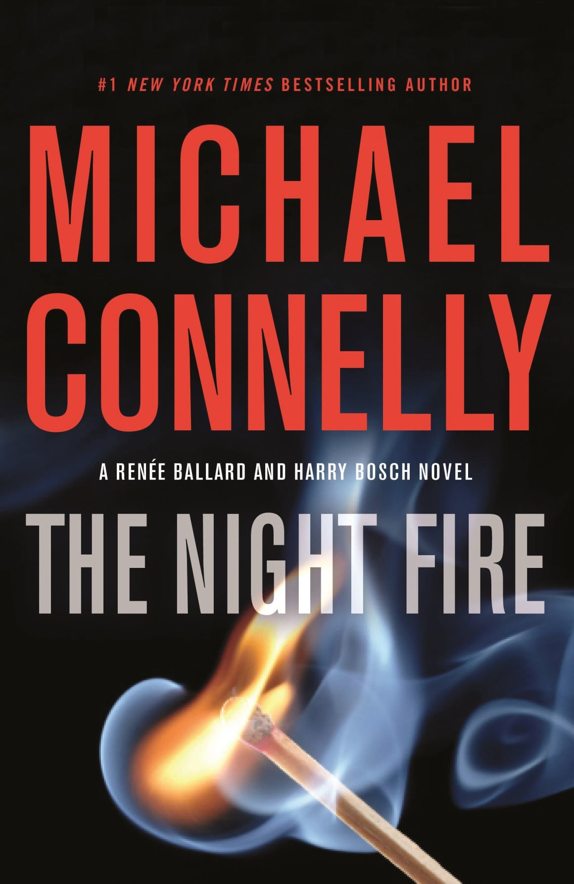 Book Review - The Night Fire