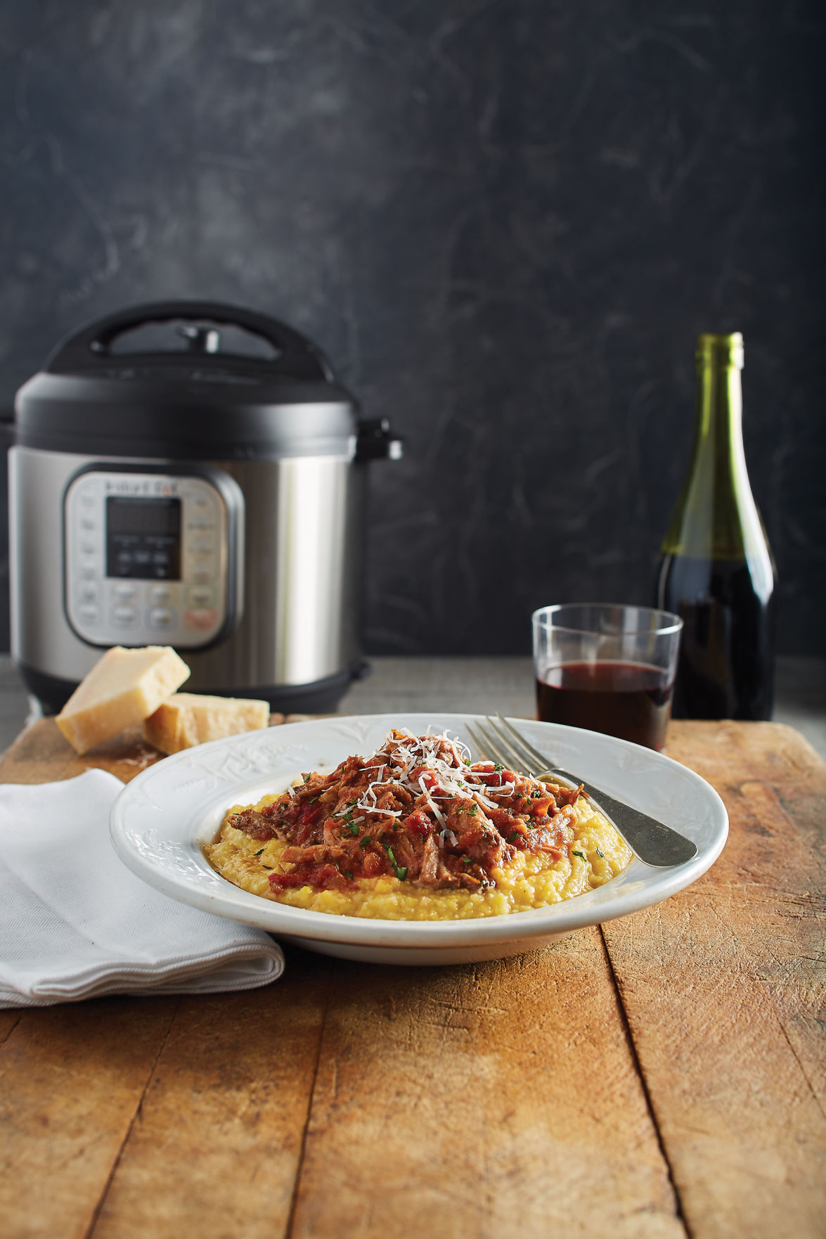 The Instant Pot is be ing a must have kitchen appliance