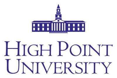 College logo High Point University HPU