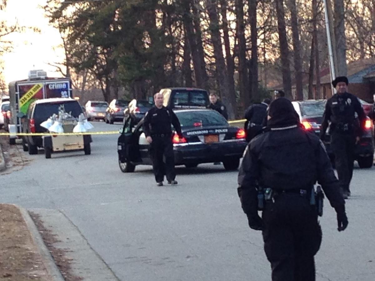 Greensboro officer wounded in shoulder; SBI hopes to ... on